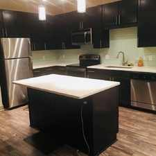 Rental info for One Bedroom In Collin County in the Liberty Park area