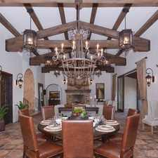 Rental info for Stunning Spanish Hacienda. Washer/Dryer Hookups! in the Indio area