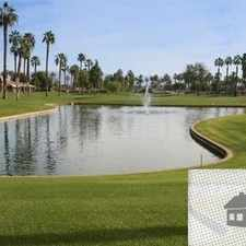 Rental info for Great Location Walking Distance To Pool/spa Eas... in the Palm Desert area