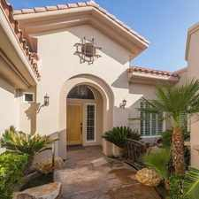 Rental info for Awesome Triple Fairway & Lake Views. Will C... in the Indio area