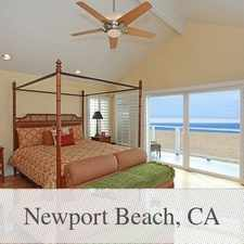 Rental info for 3 Bedrooms House - Relax And Enjoy A Real Local... in the Newport Beach area