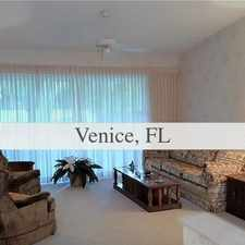 Rental info for Enjoy The Large Screened Lanai With The Garden ... in the Venice area
