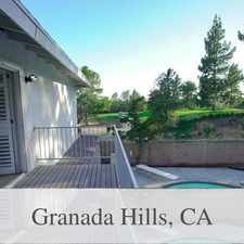 Rental info for Charming 4 Bedroom, 4 Bath in the Los Angeles area
