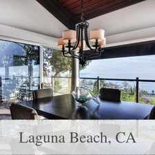 Rental info for 3 Bedrooms House - Nestled In The Hills Above C... in the Laguna Beach area