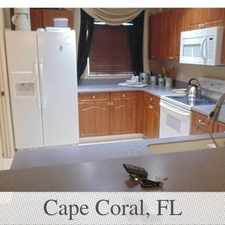 Rental info for House In Move In Condition In Cape Coral in the Cape Coral area
