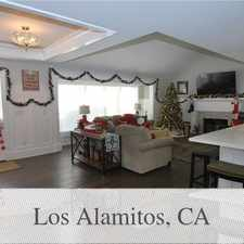Rental info for Bright Los Alamitos, 3 Bedroom, 2 Bath For Rent in the Cypress area