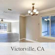 Rental info for The Best Of The Best In The City Of Victorville...