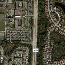 Rental info for Great Central Location 2 Bedroom, 2 Bath in the Palm Beach Gardens area