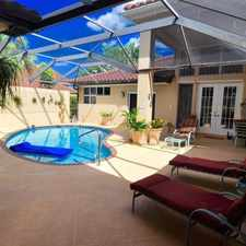 Rental info for 3 Spacious BR In Palm City in the Palm City area