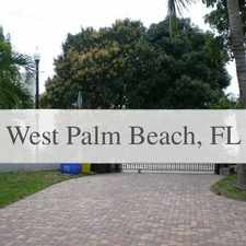 Rental info for House For Rent In West Palm Beach. in the West Palm Beach area