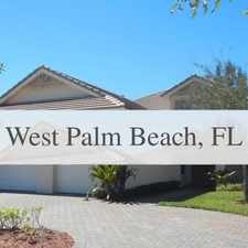 Rental info for Lovely West Palm Beach, 4 Bed, 2 Bath. Parking ... in the The Acreage area