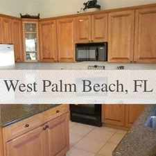 Rental info for House In Quiet Area, Spacious With Big Kitchen.... in the West Palm Beach area