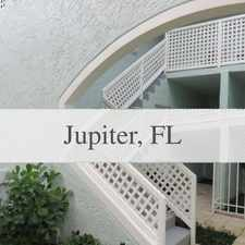 Rental info for Nice Family House For Rent. Parking Available! in the Jupiter area