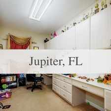 Rental info for Attractive 5 Bed, 3 Bath in the Jupiter area