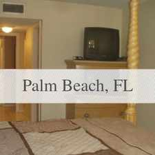 Rental info for Incredible Views From This First Floor Unit, St... in the West Palm Beach area