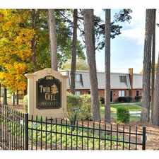 Rental info for Twin City Apartments in the Winston-Salem area