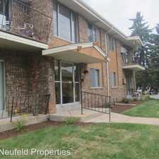 Rental info for 4229 W. Rivers Edge Cir in the Milwaukee area