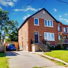 Rental info for 905 Briar Hill Avenue in the Yorkdale-Glen Park area