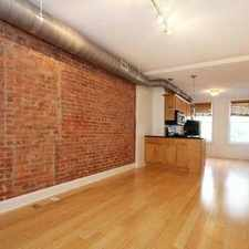 Rental info for 202 6th Street #3L in the Jersey City area