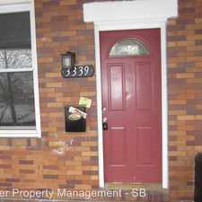 Rental info for 3339 Cliftmont Avenue in the Herring Run Park area