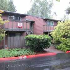 Rental info for 5484 SW ALGER AVE G-11 in the Portland area