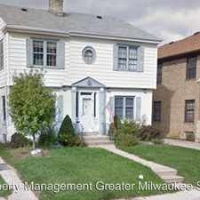 Rental info for 2753 N. 69th St. in the Wauwatosa area