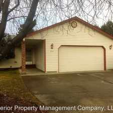 Rental info for 2654 NE Moonlight Dr.