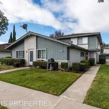 Rental info for 5515 Spinnaker Drive - #4 in the San Jose area
