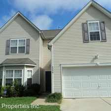 Rental info for 4236 Springhaven Drive in the Charlotte area