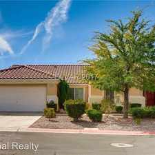 Rental info for 2937 Formia Dr in the Sun City Anthem area