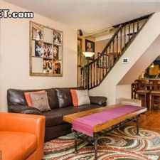 Rental info for $1900 2 bedroom Townhouse in Baltimore City Baltimore South in the Baltimore area
