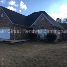 Rental info for 209 Ashford Drive in the Birmingham area