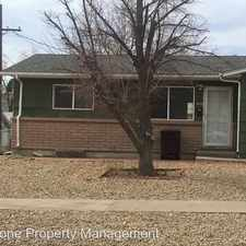 Rental info for 1409 & 1411 West Street in the Colorado Springs area
