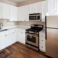 Rental info for The Sedgewick in the Dupont Circle area
