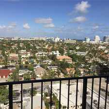 Rental info for 340 Sunset Drive in the Fort Lauderdale area