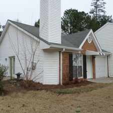 Rental info for 1038 Kennesborough Road in the Kennesaw area