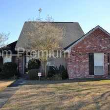 Rental info for Desirable 3 Bedroom Home in the Secluded Lake Azalea Subdivision in the Baton Rouge area
