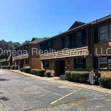 Rental info for Renovated Townhouse style Apartment! in the Birmingham area