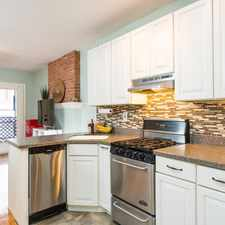 Rental info for 252 York Street in the Jersey City area