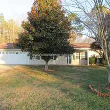 Rental info for 3 Bedroom With Fenced Yard, Yard Service Included!