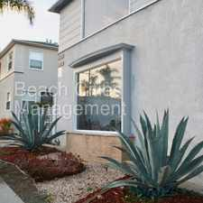 Rental info for Cute One Bedroom Blocks Away from Beach and Lagoon! in the Long Beach area