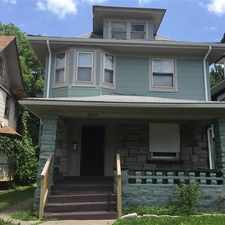 Rental info for 3639 Wabash Avenue in the Kansas City area