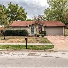 Rental info for 3704 Finley Rd Irving, TX 75062 in the Arts District area