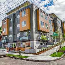Rental info for Holgate 12 in the Seattle area