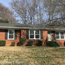 Rental info for 4220 Westridge Drive in the Westchester area
