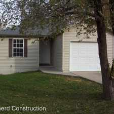 Rental info for 1922 N Hillcrest in the Springfield area