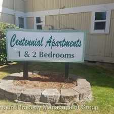 Rental info for 2127 12th St B 104