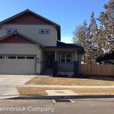 Rental info for 63002 NW Fresca Street in the Bend area