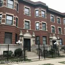 Rental info for 6201-03 S Evans 6203-1 Unit 1 in the West Woodlawn area