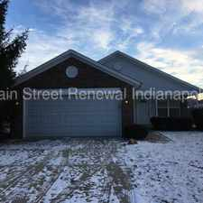 Rental info for 11703 Rothe Way in the Indianapolis area